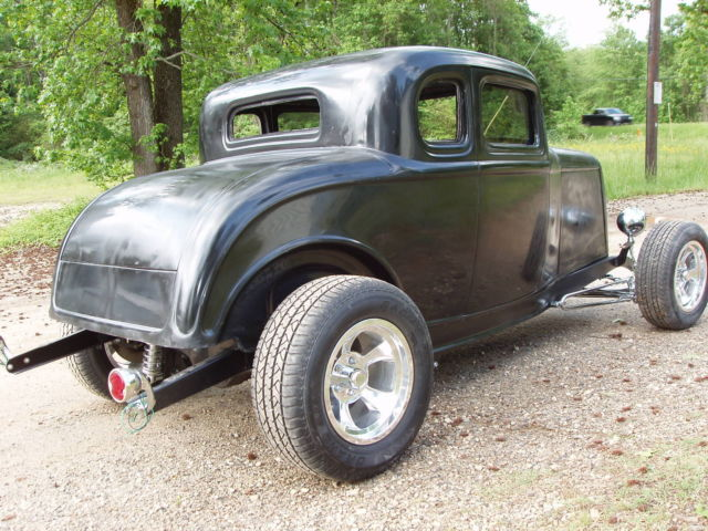 1932 ford five window project chop top rat hot rod for 1932 ford 5 window coupe project for sale