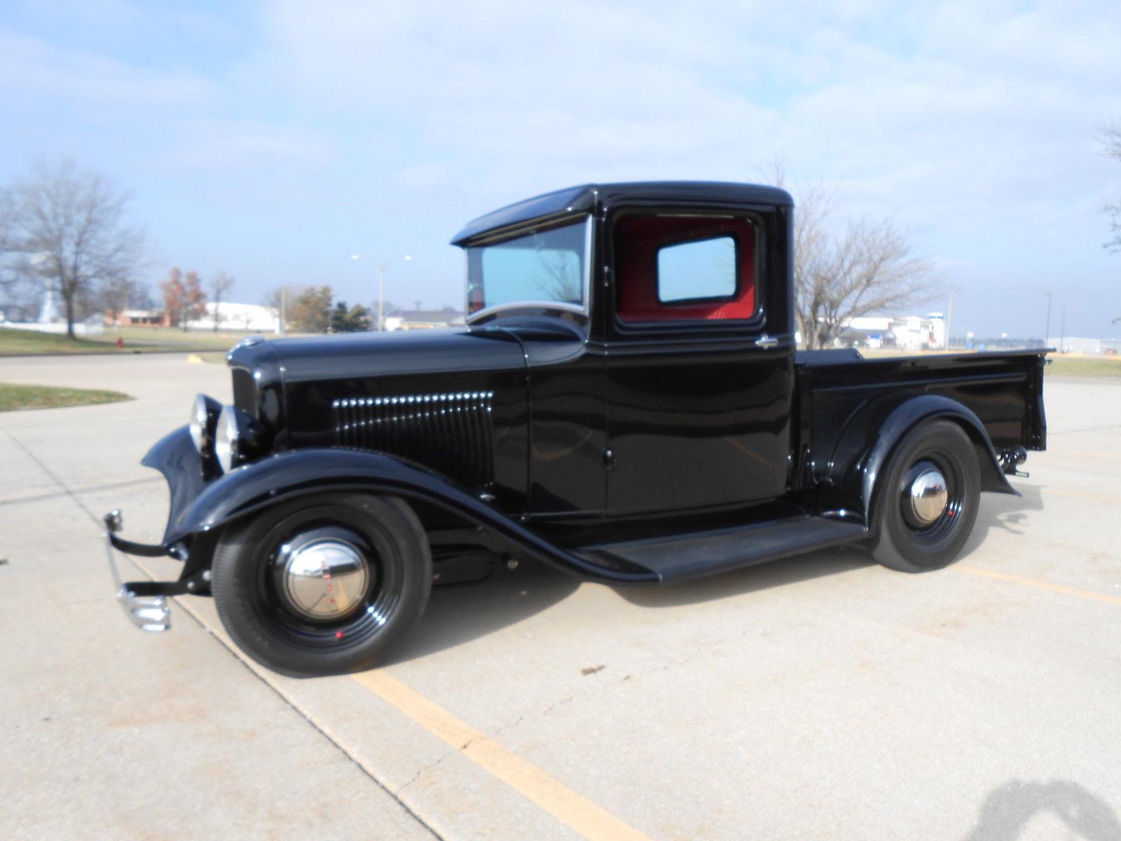 1932 ford pickup hotrod scta. Black Bedroom Furniture Sets. Home Design Ideas