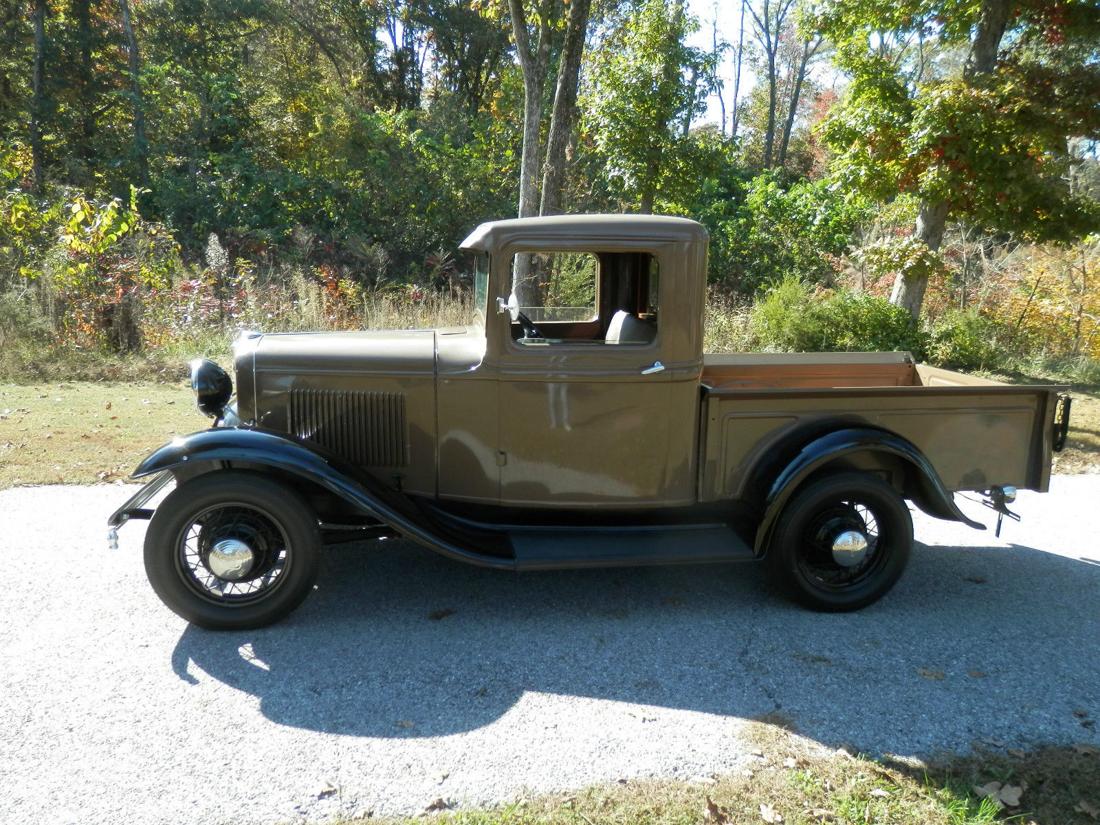 1932 FORD PICKUP RESTORED CUSTOM CLASSIC STREET ROD HOT SHOW NICE ...