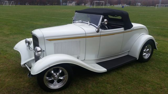 1932 ford roadster high end turn key power top heated seats high end build duece for sale in. Black Bedroom Furniture Sets. Home Design Ideas