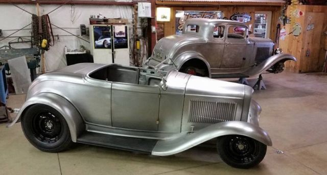 1932 Street Rod Parts : Ford roadster street rod hot coupe