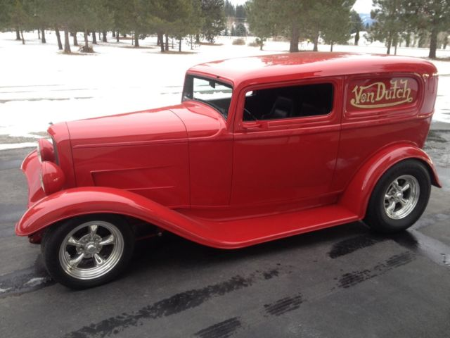 1932 Ford Sedan Delivery Street Hot Rod All Steel