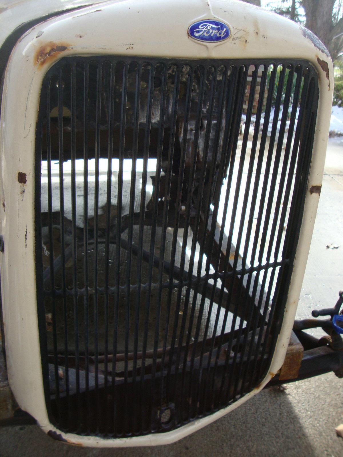 1932 Ford Truck Pickup Hot Rod Street Rod Deuce Steel