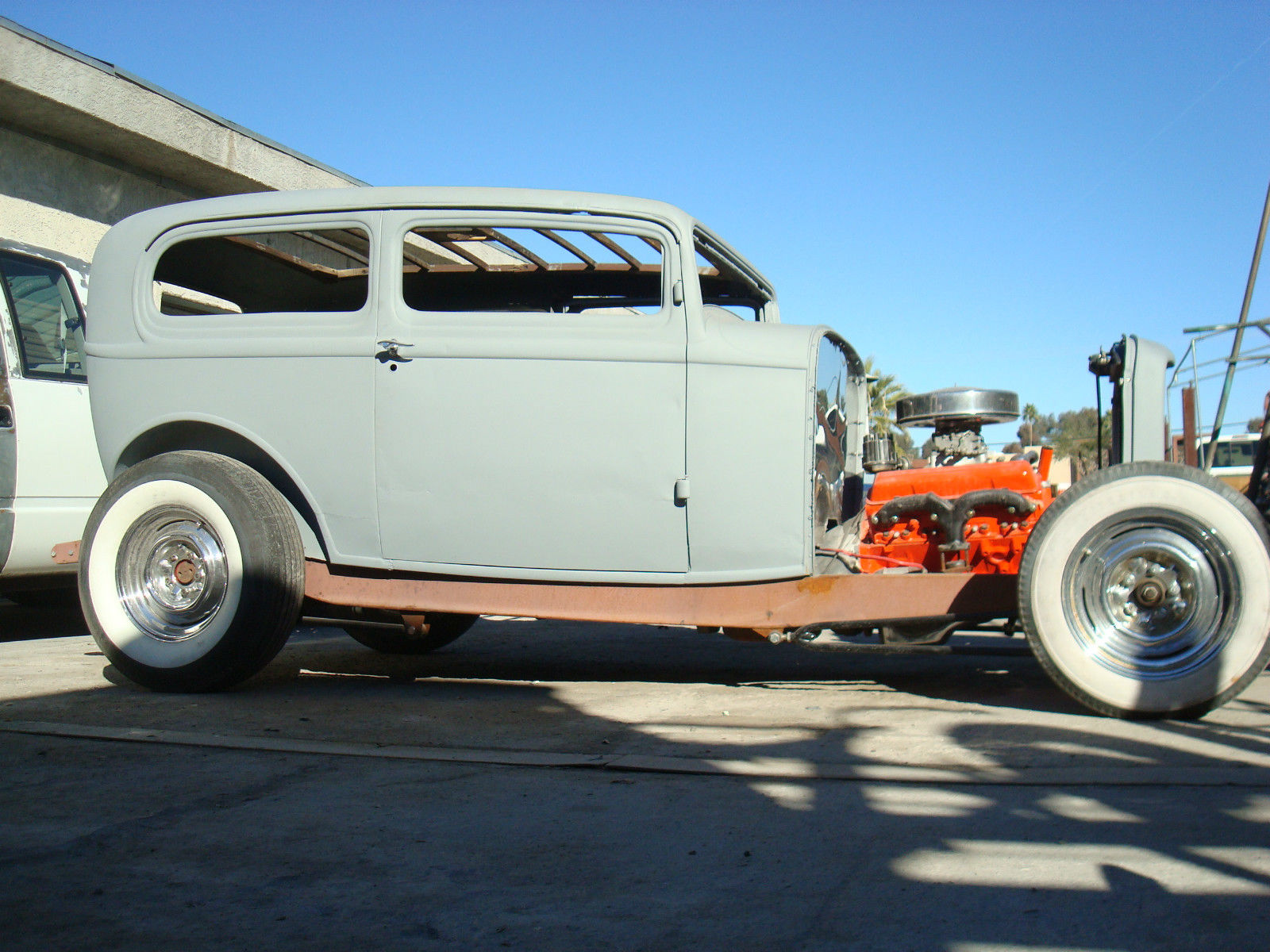 Ford Sedan Project Car For Sale