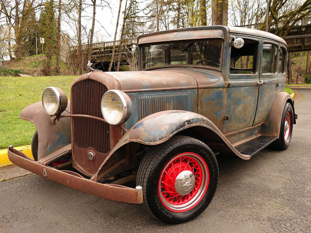 1932 plymouth pa model 4 door sedan 350 v8 th350 pdb 12 volt for 1932 plymouth 4 door sedan