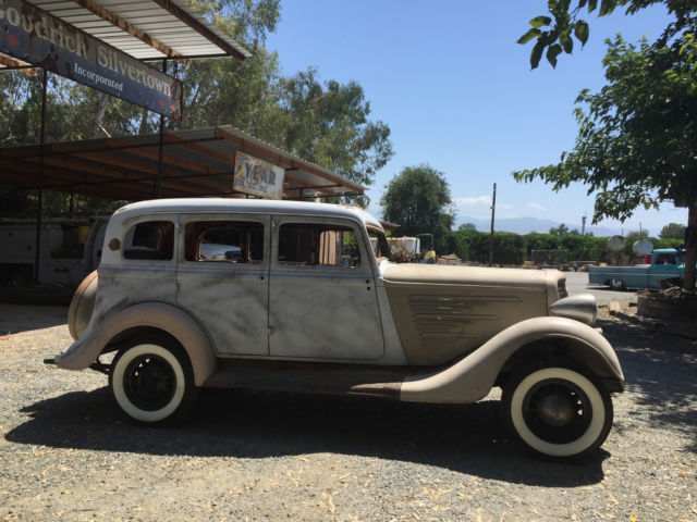 1933 dodge 4 door sedan for 1933 dodge 4 door