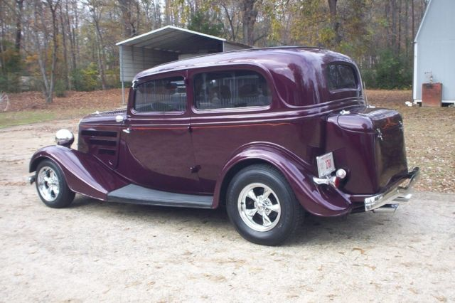 1933 ford 2 door sedan street rod all steel 1934 for 1934 ford 2 door sedan for sale