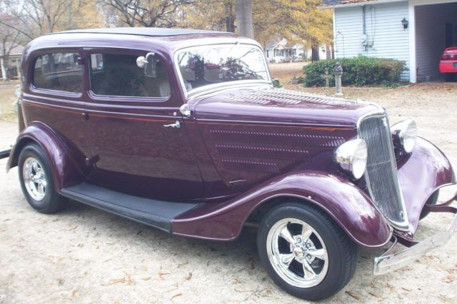 1933 ford 2 door sedan street rod all steel 1934 for 1933 ford 4 door sedan