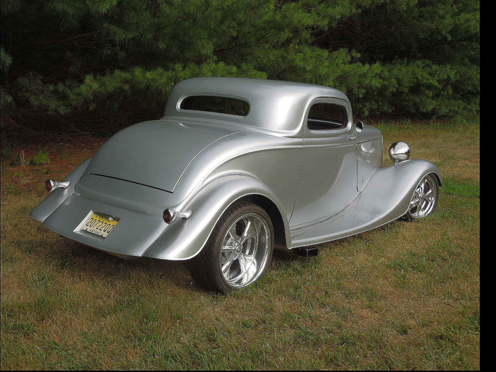 Ford Window Coupe Beautiful Build Ford Rear Ac R K Invested