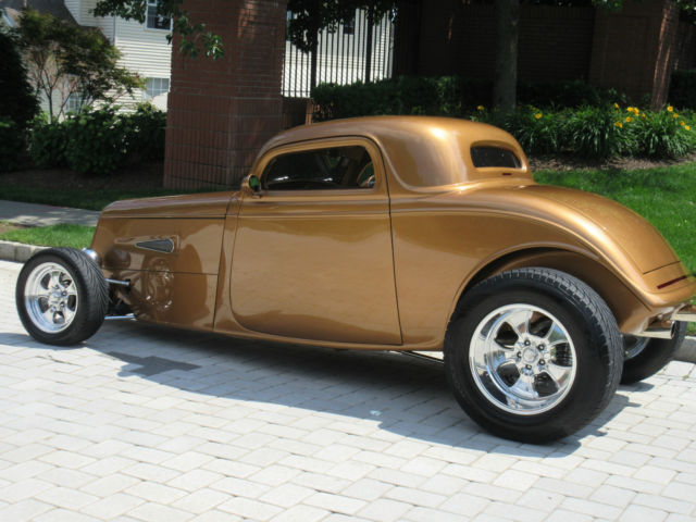 32 Ford Street Rod Parts : Ford window coupe street rod hi boy