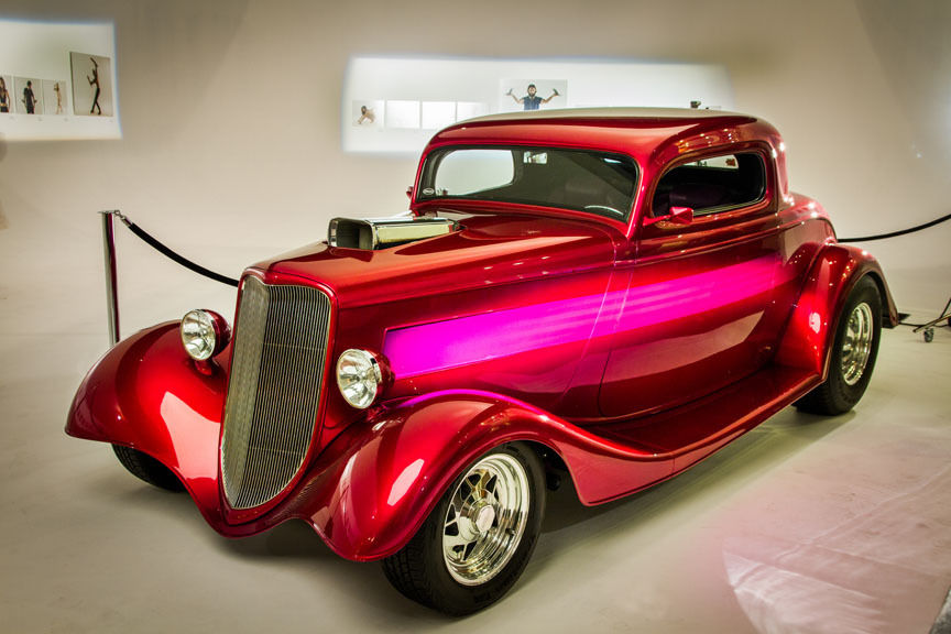 1933 ford 3w coupe built by roy brizio street rods. Black Bedroom Furniture Sets. Home Design Ideas