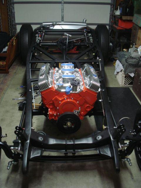 1933 Ford Original Henry Steel Body 3