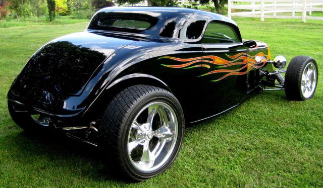 1933 Ford Speedstar Rats Glass Body,Custom Built Street ...