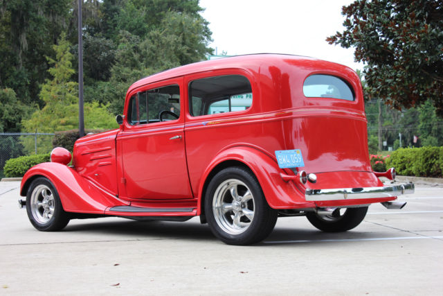 1934 chevy ford 2 door sedan real steel body for 1934 ford 2 door sedan for sale