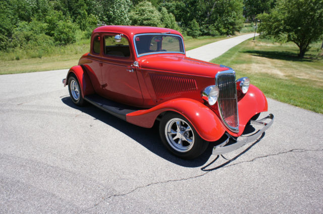 1934 ford 5 window coupe all original steel body and frame for 1934 5 window ford coupe
