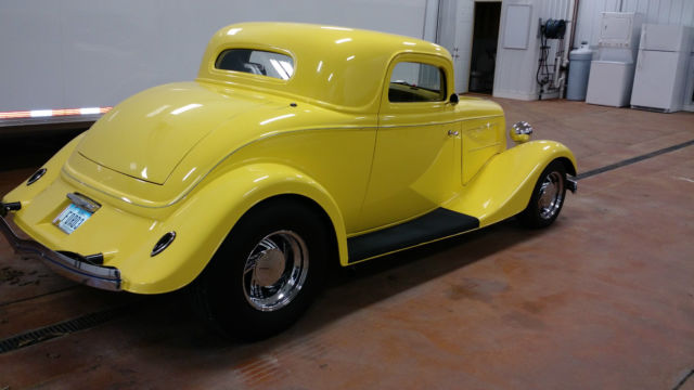 1934 ford coupe 3 window kit car