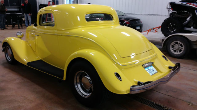 Used Cars Grand Rapids >> 1934 Ford Coupe 3 Window Kit Car