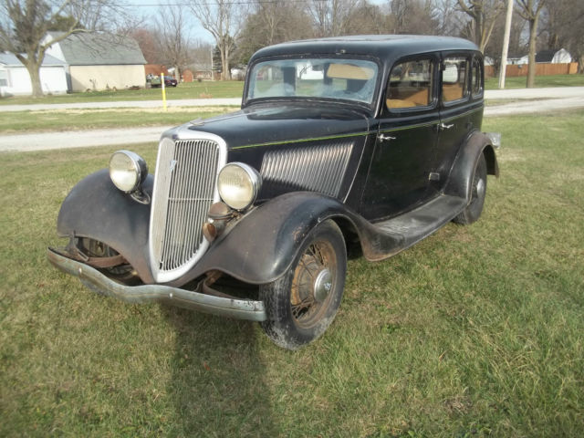 1934 ford fordor sedan for 1934 ford 4 door for sale
