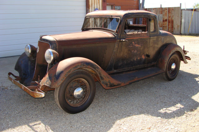 1934 plymouth pg coupe 5 window project fast n loud for 1934 plymouth 5 window coupe