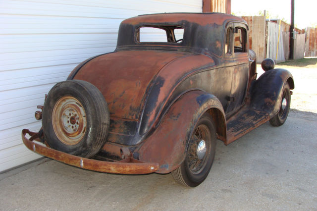 1934 plymouth pg coupe 5 window project fast n loud for 1934 5 window coupe for sale
