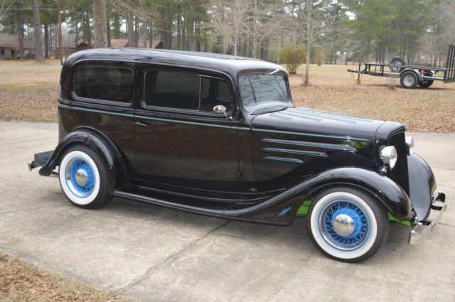 1935 35 chevrolet standard street hot rod custom 2 door for 1935 ford 2 door sedan