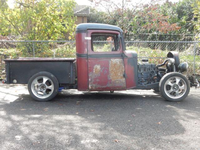 1935 Chevy Pickup Truck Vintage hot rod rat rod