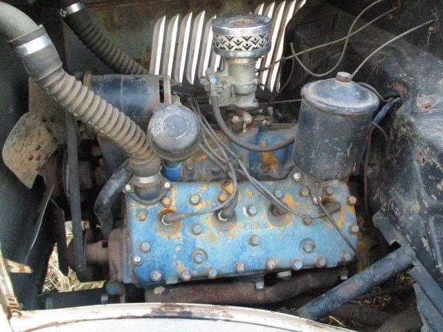 1935 ford pickup flathead v8 solid california truck