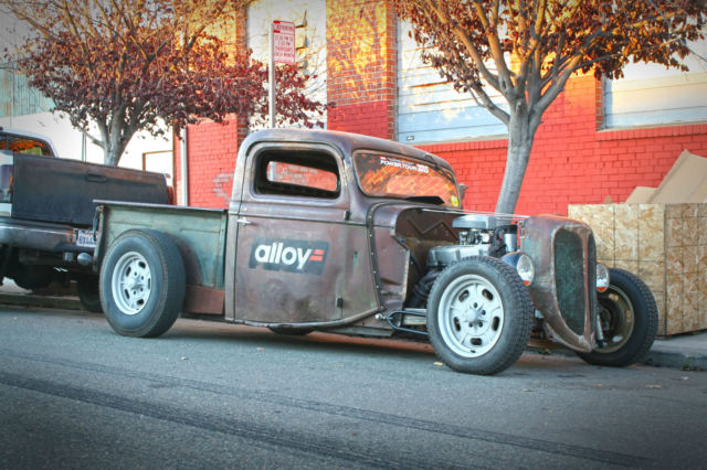 1935 Ford Pickup Hot Rod Rat Rod Pro Built Alloy Motors Shop Truck Fast Fun