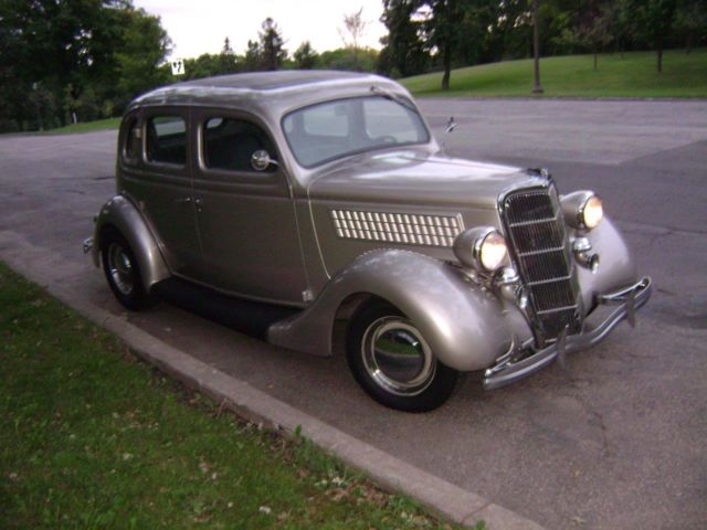 Used Cars For Sale In Mn >> 1935 FORD SEDAN STREET ROD - LOW RESERVE - SUICIDE DOORS