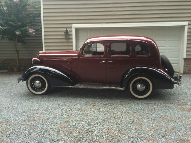 1936 chevrolet sedan slant back hot rod street rod rat rod for 1936 chevy sedan 4 door