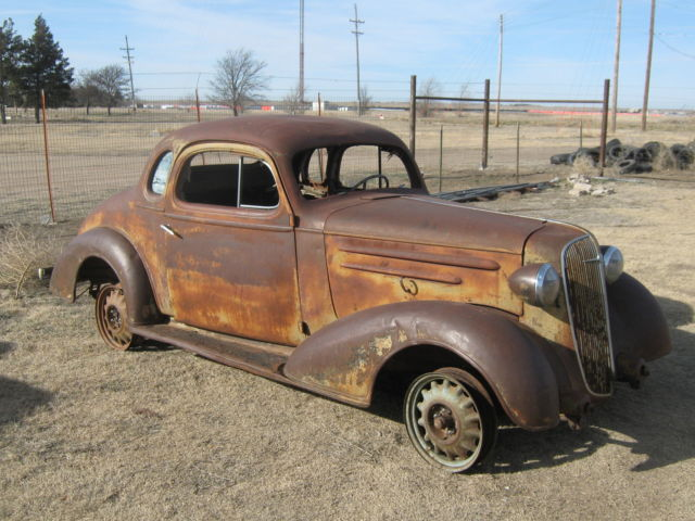 Cars For Sale In Kansas City >> 1936 CHEVY BUSINESS COUPE