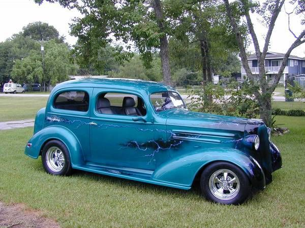 1936 chevy sedan for 1936 chevrolet 4 door sedan