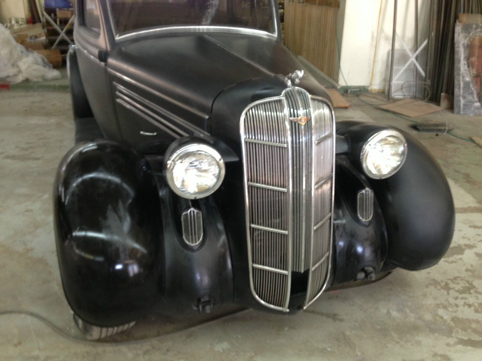 Funky 1936 dodge for sale composition classic cars ideas for Lopp motors dodge city