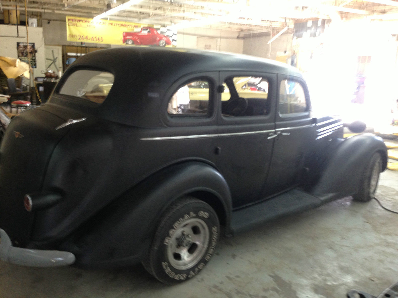 1936 dodge bros 4 dr sedan for sale in cleveland for 1936 dodge 4 door sedan