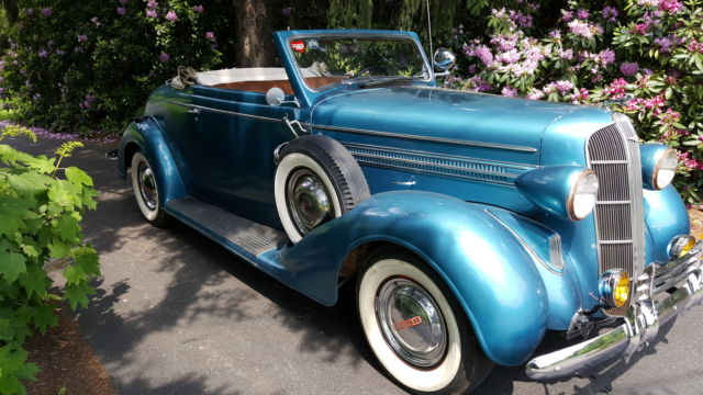 1936 dodge convertible coupe for 1936 dodge 5 window coupe