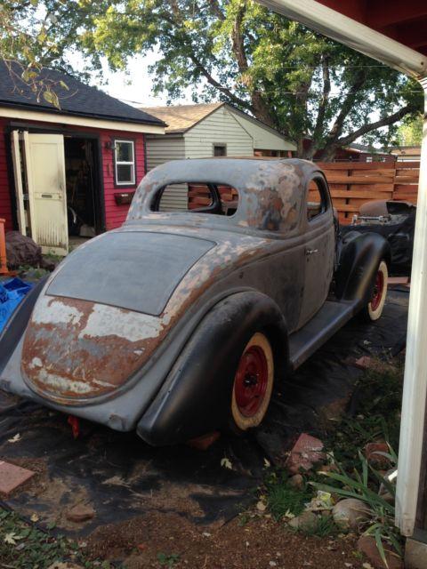 Classic Cars Denver >> 1936 ford 3 window coupe kustom custom leadsled scta westergard flathead hot rod