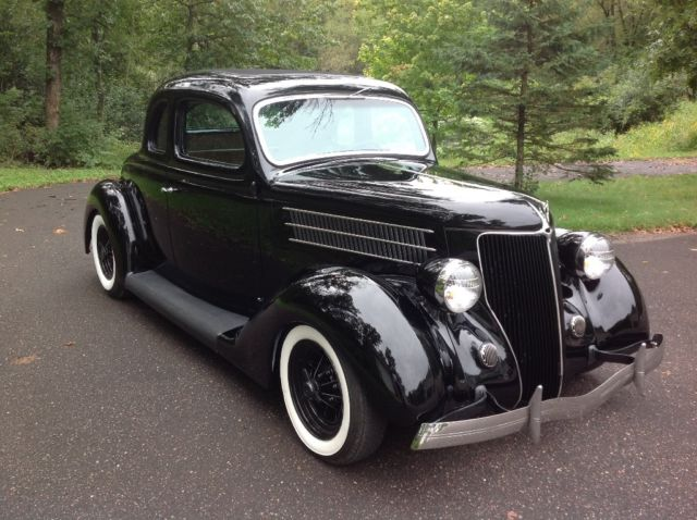 1936 ford coupe 5 window street rod for 1936 5 window coupe