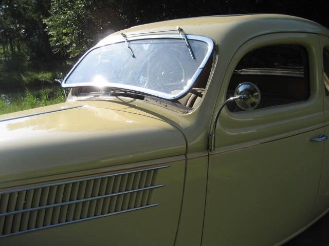 Ford Deluxe Window Coupe Flathead All Steel Ab Motor Volt System