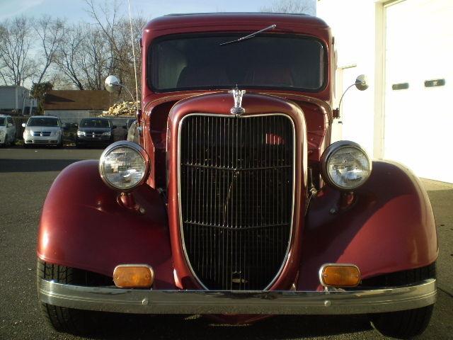 1936 ford panel truck. Black Bedroom Furniture Sets. Home Design Ideas