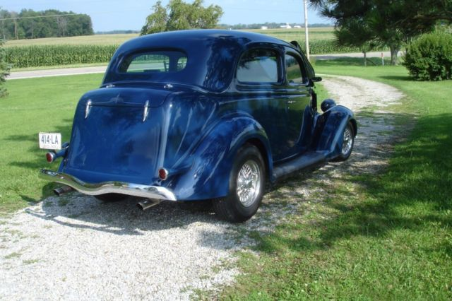 1936 ford street rod 2 door humpback sedan chev power all for 1936 ford 4 door sedan for sale