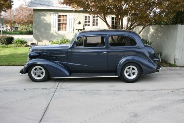 1937 Chevy 2 Door Sedan Street Rod 1938 1936 1939 1940 1941