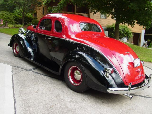Knoxville Used Cars >> 1937 Dodge Coupe, 455 Buick Engine--- 36 38 39 Plymouth ...
