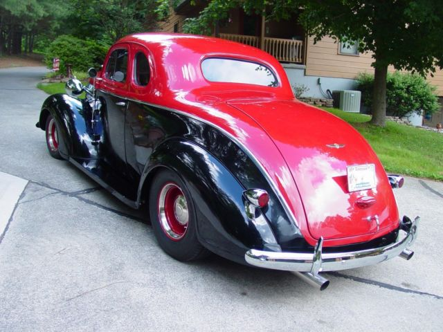 Knoxville Used Cars >> 1937 Dodge Coupe, 455 Buick Engine--- 36 38 39 Plymouth Desoto Chrysler