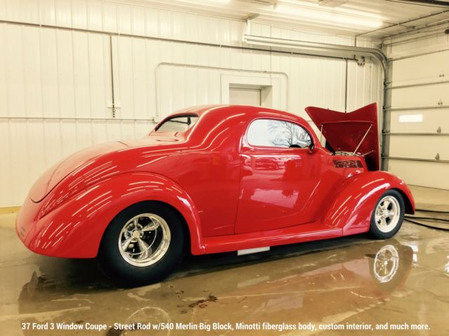 1937 ford custom minotti body 3 window coupe for 1937 ford 3 window coupe for sale