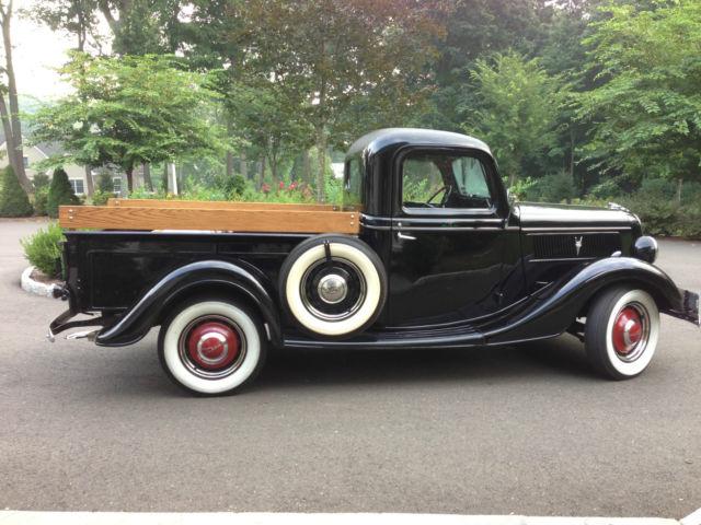 Ford Pickup Original Flathead V