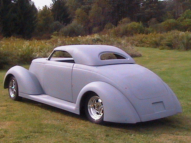 1937 Ford Roadster With Lift Off Carson Top Atlanta Hot