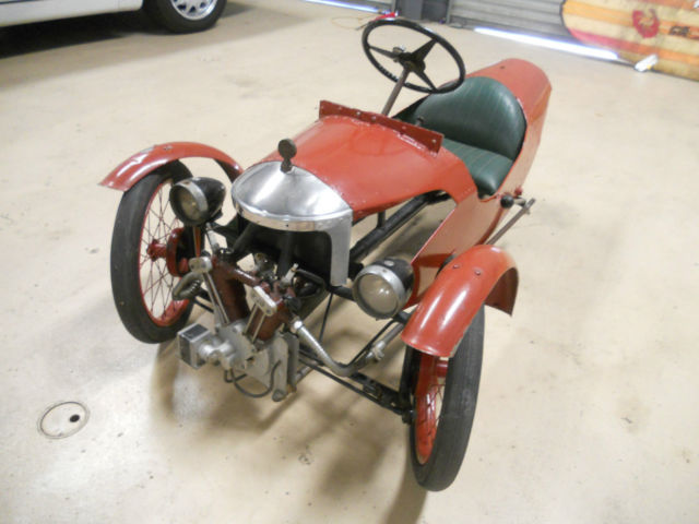 Marietta Used Cars >> 1937 MORGAN 3 ANTIQUE PEDAL CAR, ALL METAL, EXTEMELY RARE AND OLD