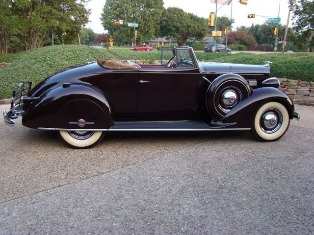 1937 packard 120c convertible coupe roadster with rumble seat for 1937 packard 3 window coupe