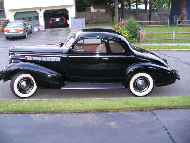 1938 Buick Special Series 40 2 Door Opera Coupe