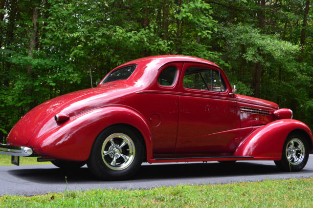 1938 Chevrolet Business Coupe Street Rod All Metal